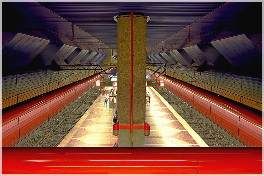 Duisburg Hauptbahnhof U-Bahn