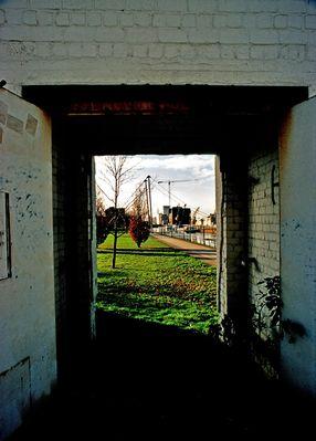 Duisburg Innenhafen - Garten der Erinnerung -5-