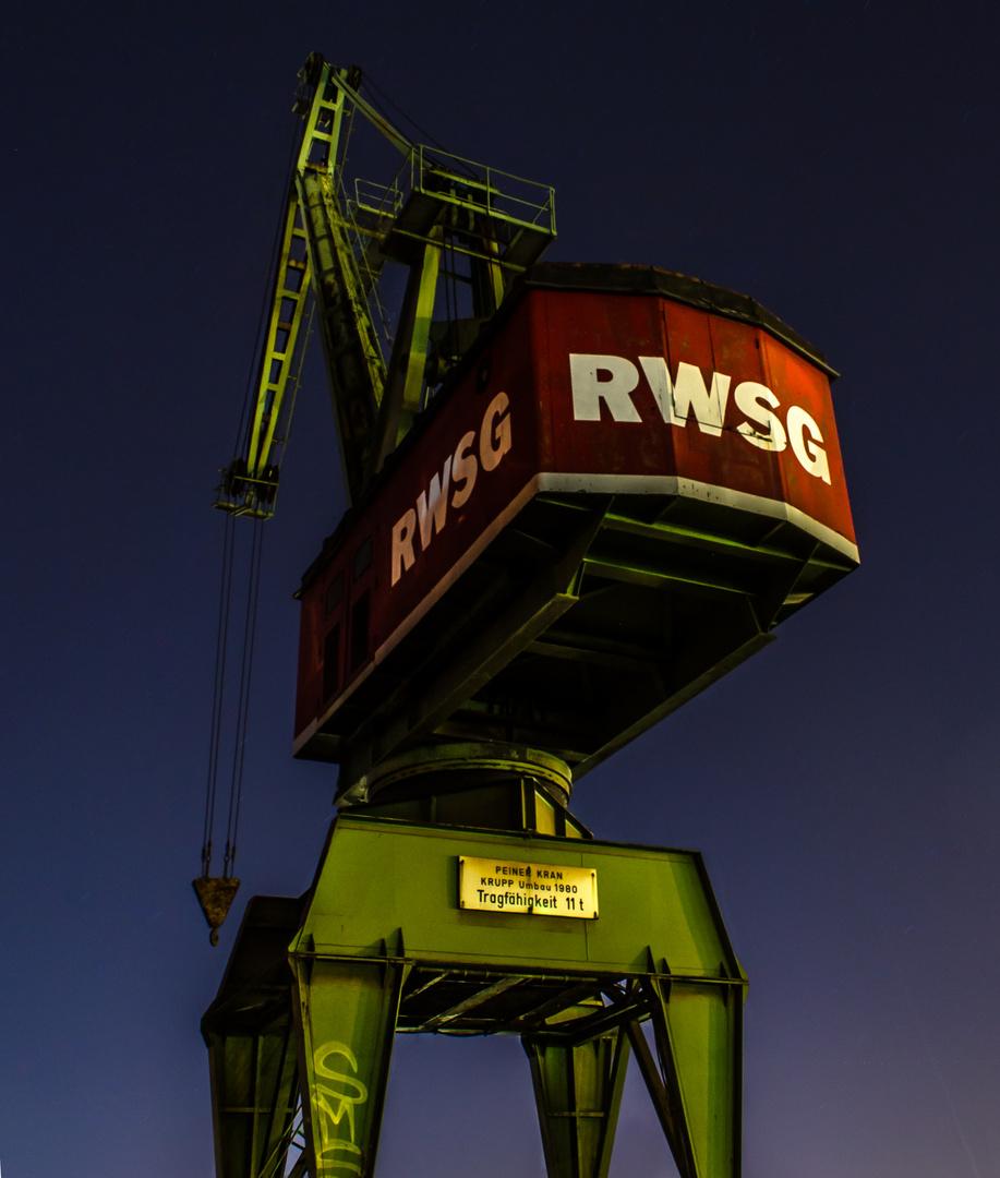 Duisburg Innenhafen IV