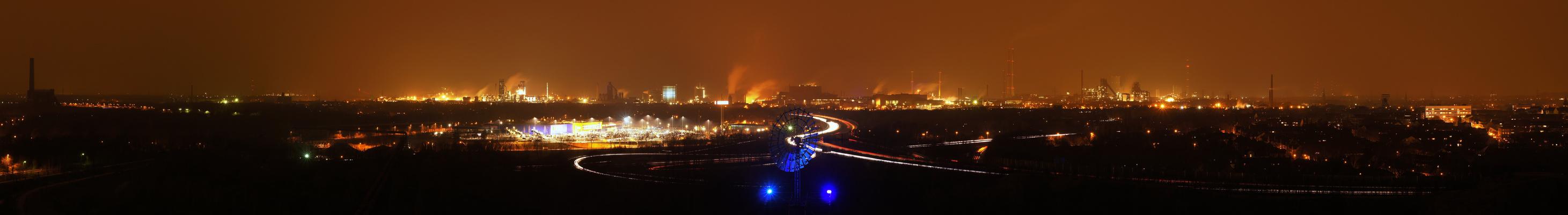 Duisburg Panorama
