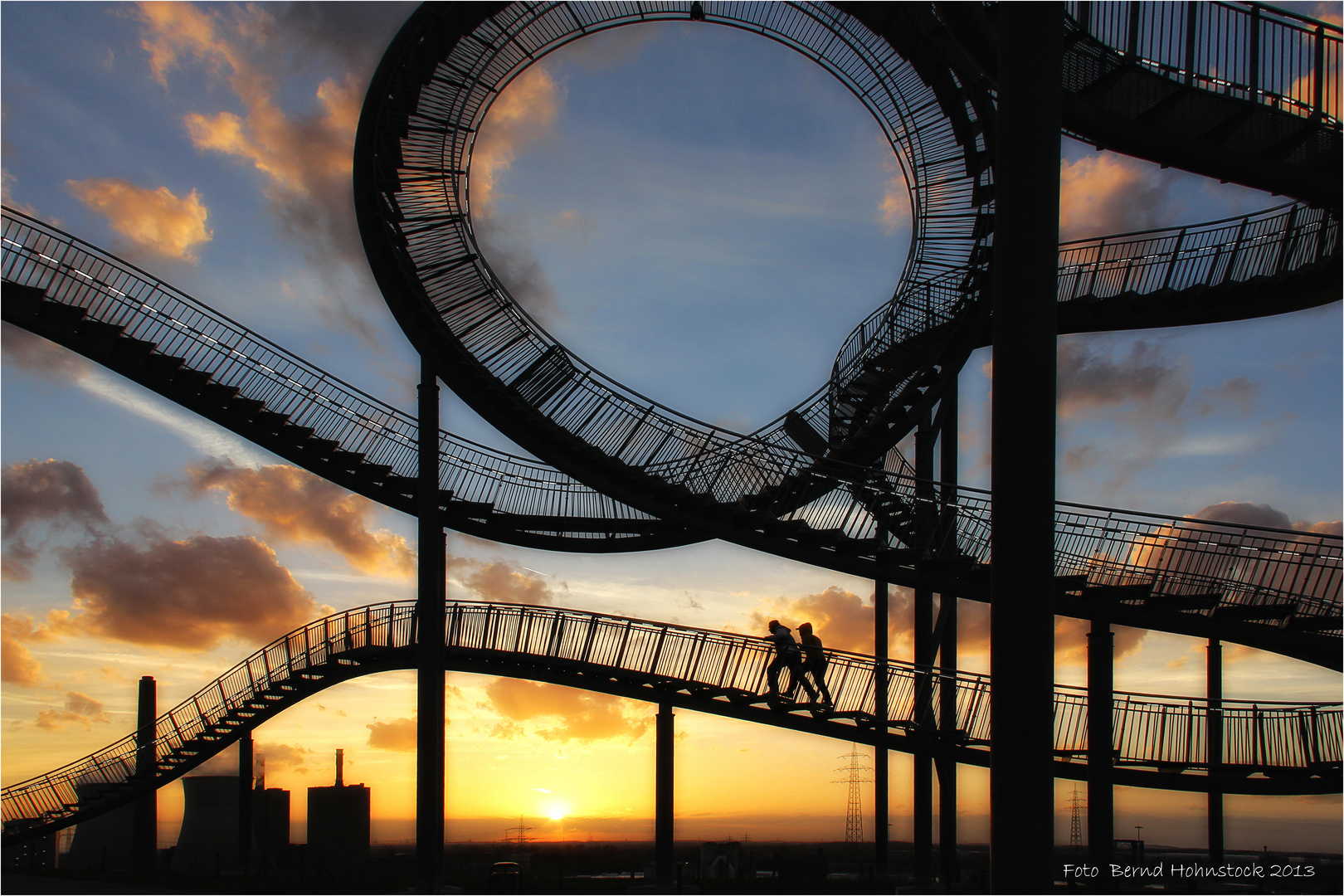 Duisburg Tiger and Turtle ....