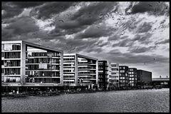 Duisburg ungeschminkt 23 - Innenhafenimpression