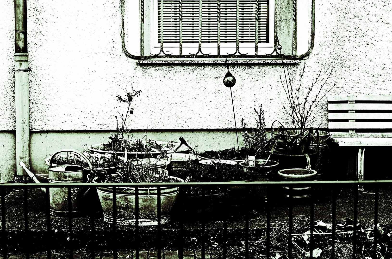 Duisburg ungeschminkt 3 - Idylle hinter`m Bunker