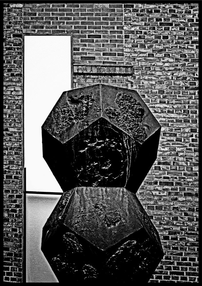 Duisburg ungeschminkt 5 - Skulpturelles