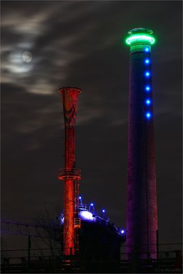 Duisburg - Vollmond