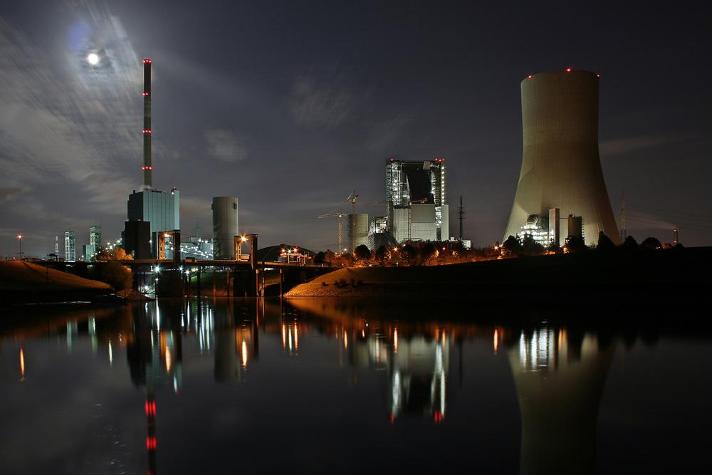 Duisburg Walsum Foto Bild Industrie Und Technik