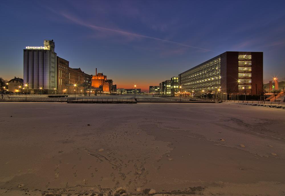 Duisburger Innenhafen 6013