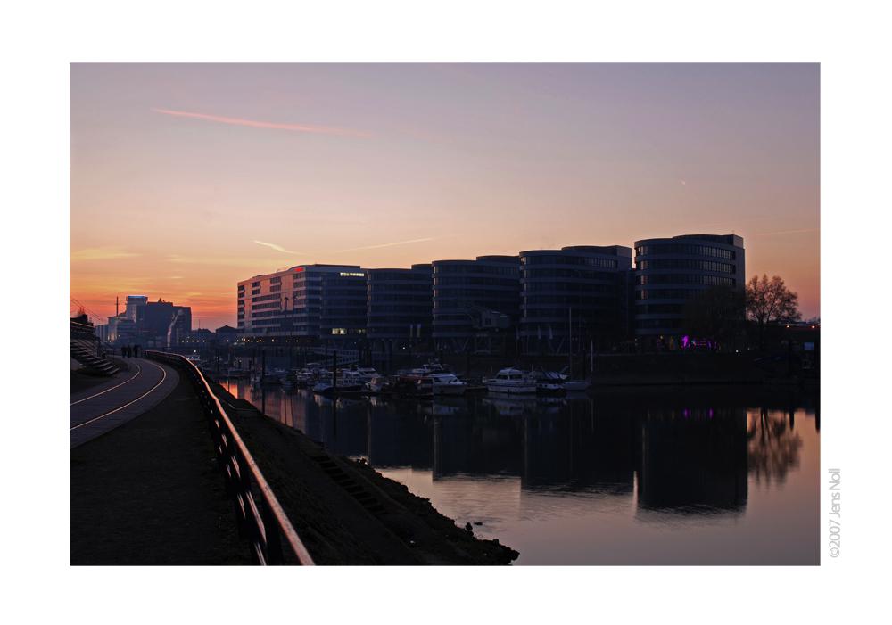 Duisburger Innenhafen I