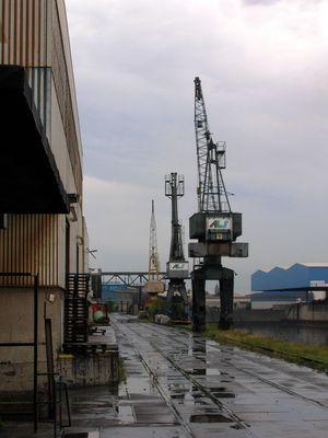 Duisburger Parallelhafen