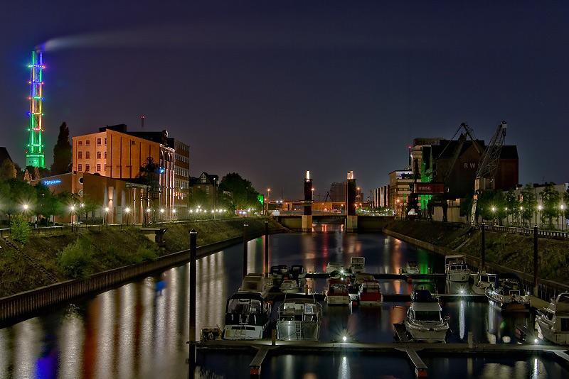 Duisburg@night