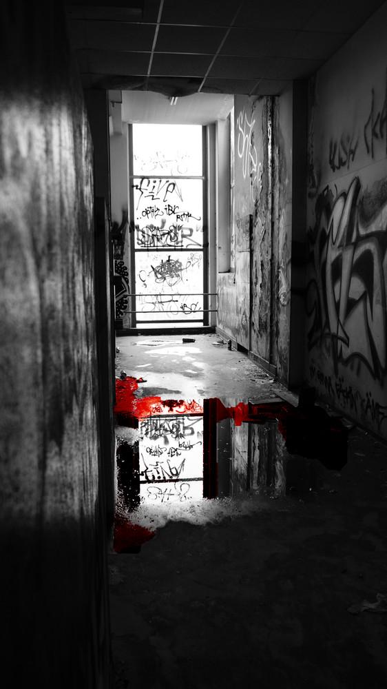 """Dulliken """" Das Blut in der spiegelung"""""""