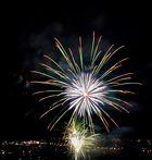 Dult Landshut Feuerwerk #03