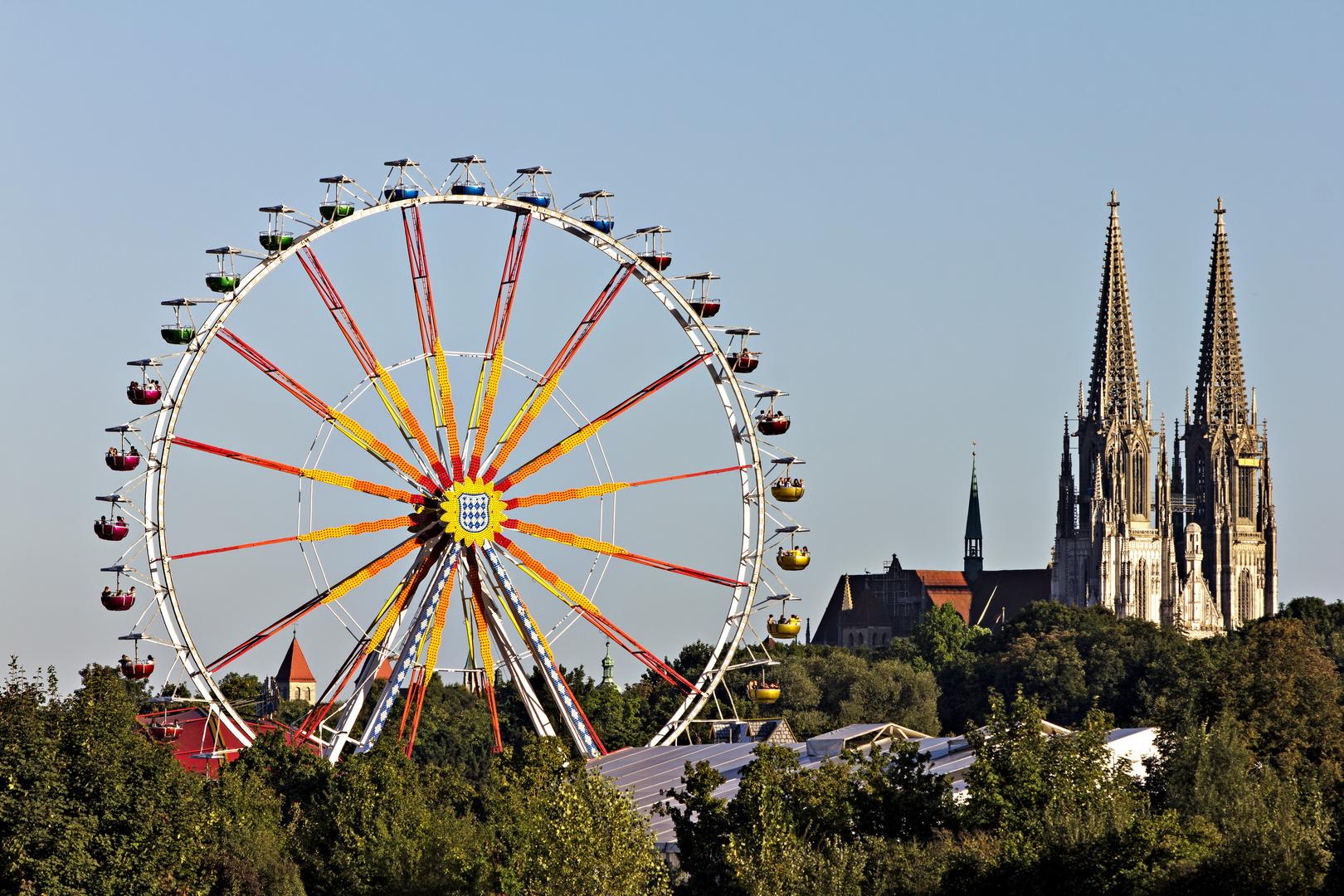 Dult Regensburg 2021