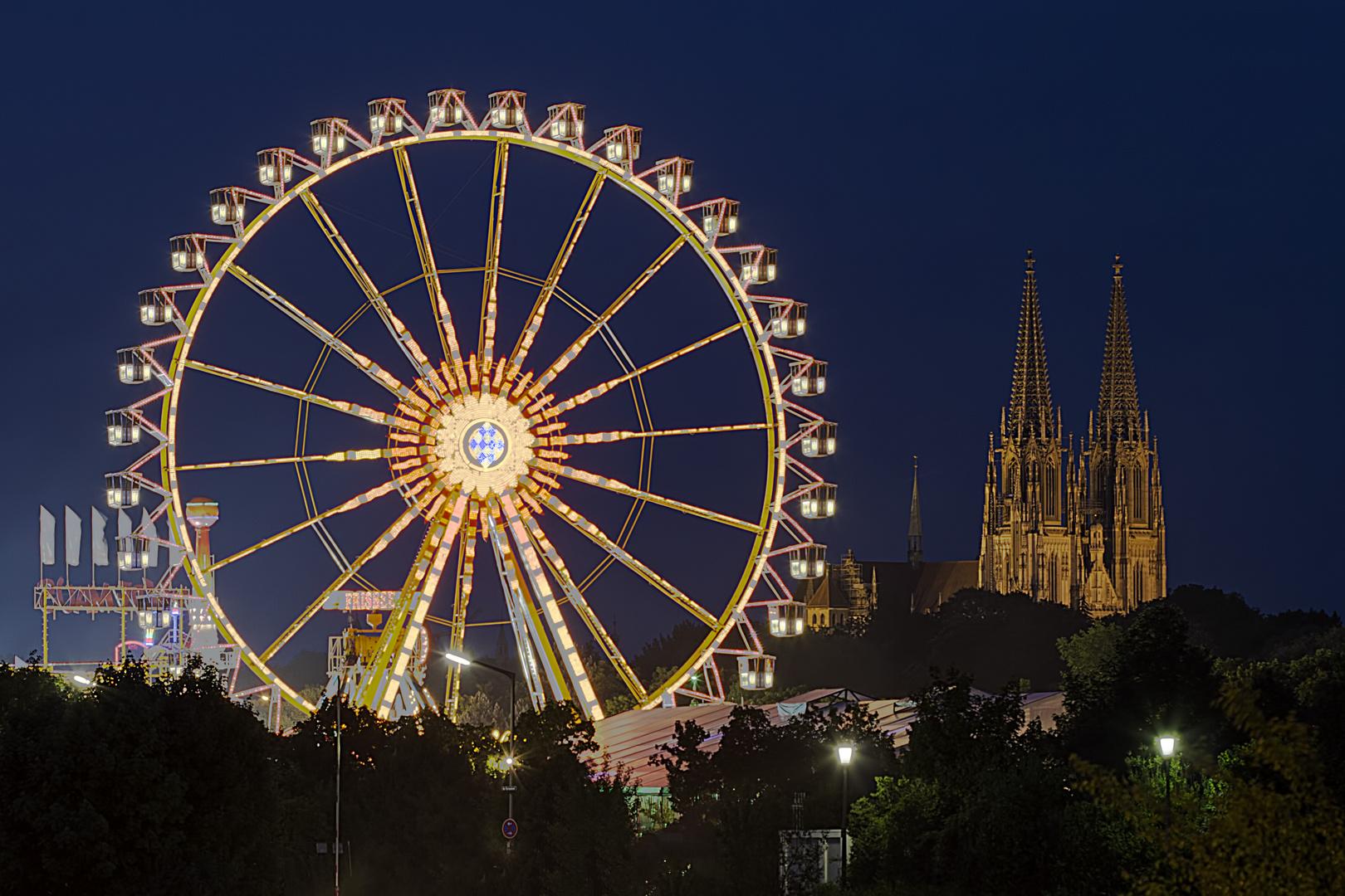 Regensburg Dult