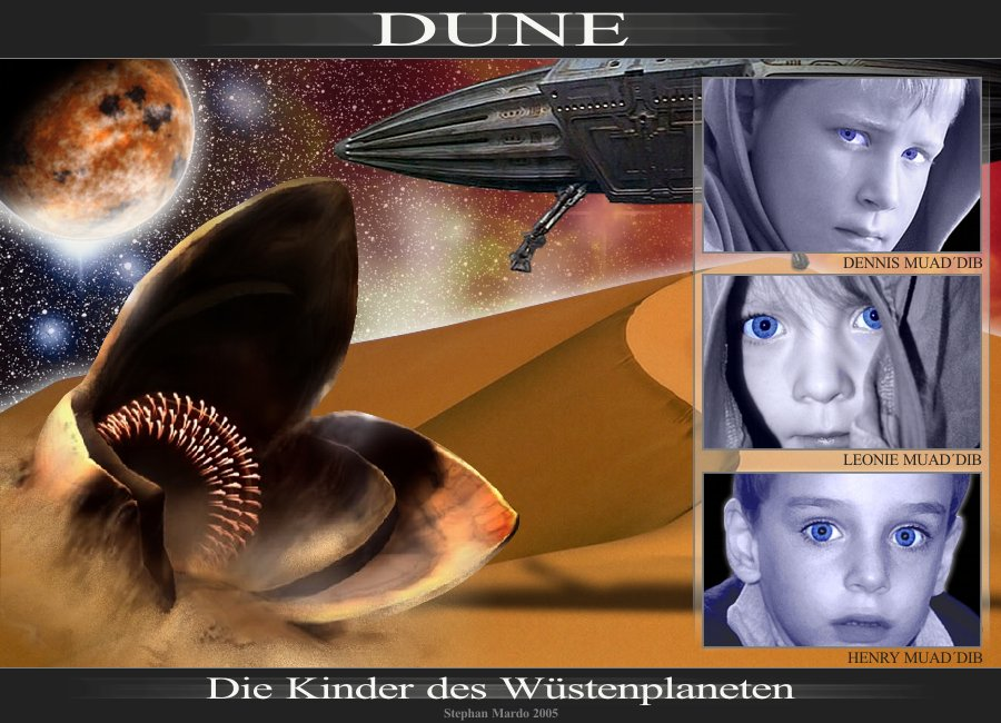"""Dune - Children Of Dune"""