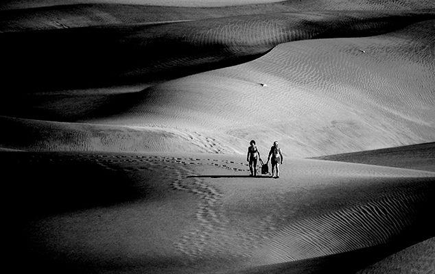 Dune couple
