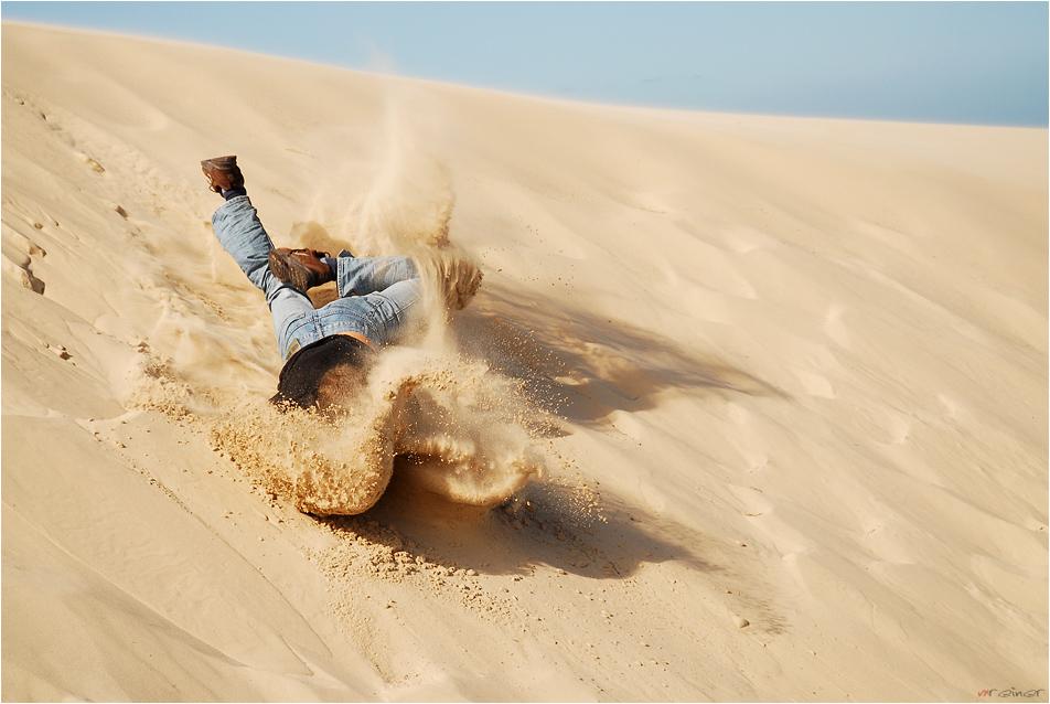 Dune Diving ?