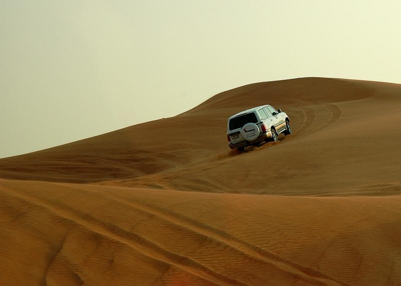 Dune Riding