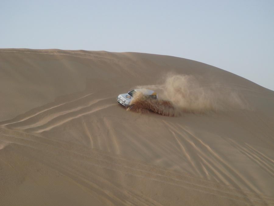 Dune-Safari