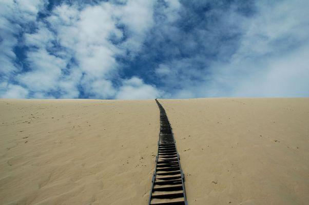 dunes de pilat 2, frankreich