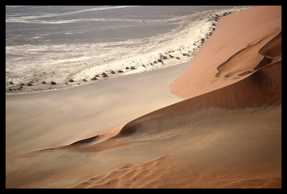 Dunes from above