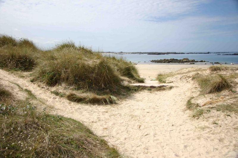 Dunes, ou mer?