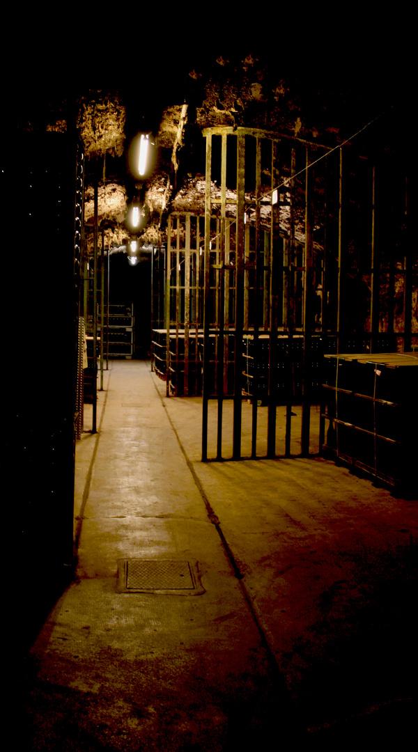 Dungeon....die Kammer