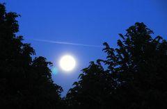 Dunkel war's der Mond schien helle ....