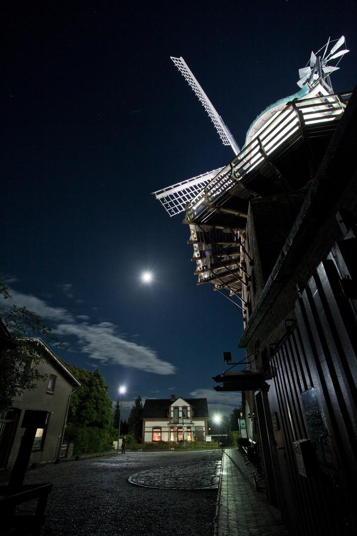 Dunkel wars der Mond schien helle......