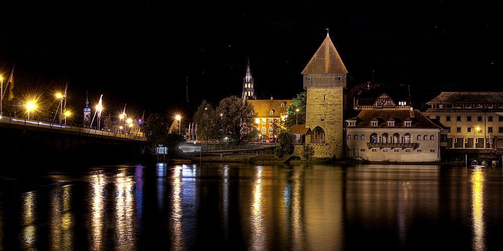 Dunkel war´s in Konstanz