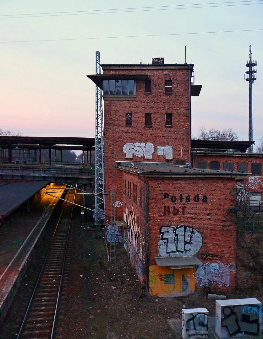 Dunkeltuten in Potsdam-Wiese