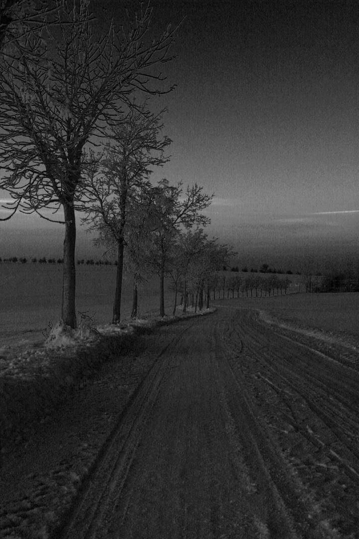 dunkle Jahreszeit
