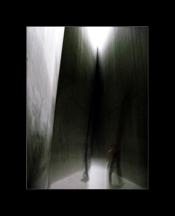 Dunkle Schatten ...