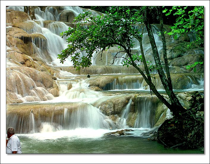 Dunns River Falls I - Ocho Rios