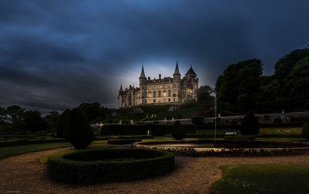 Dunrobin Castle....