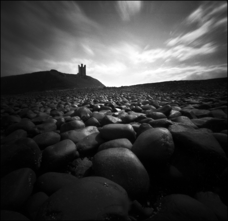 dunstanburgh castle #3