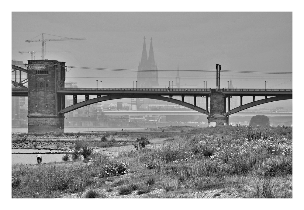 Dunstiges Köln
