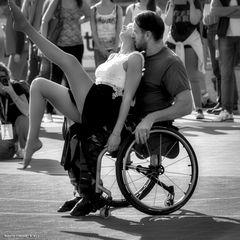 Duo danza