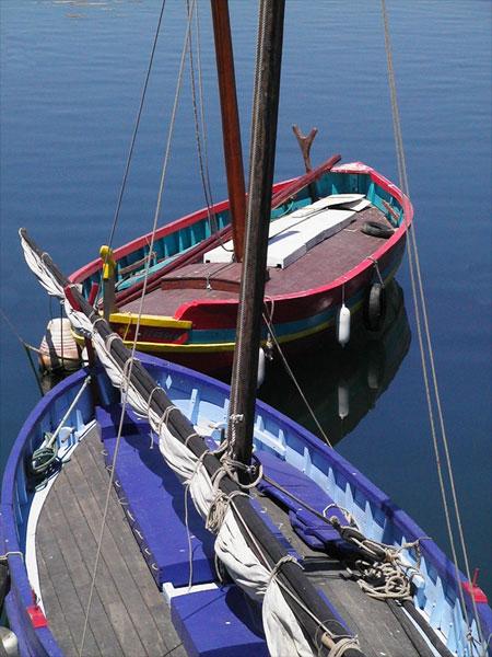 duo de voilier