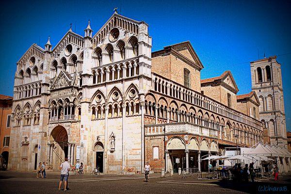 Duomo di Ferrara.