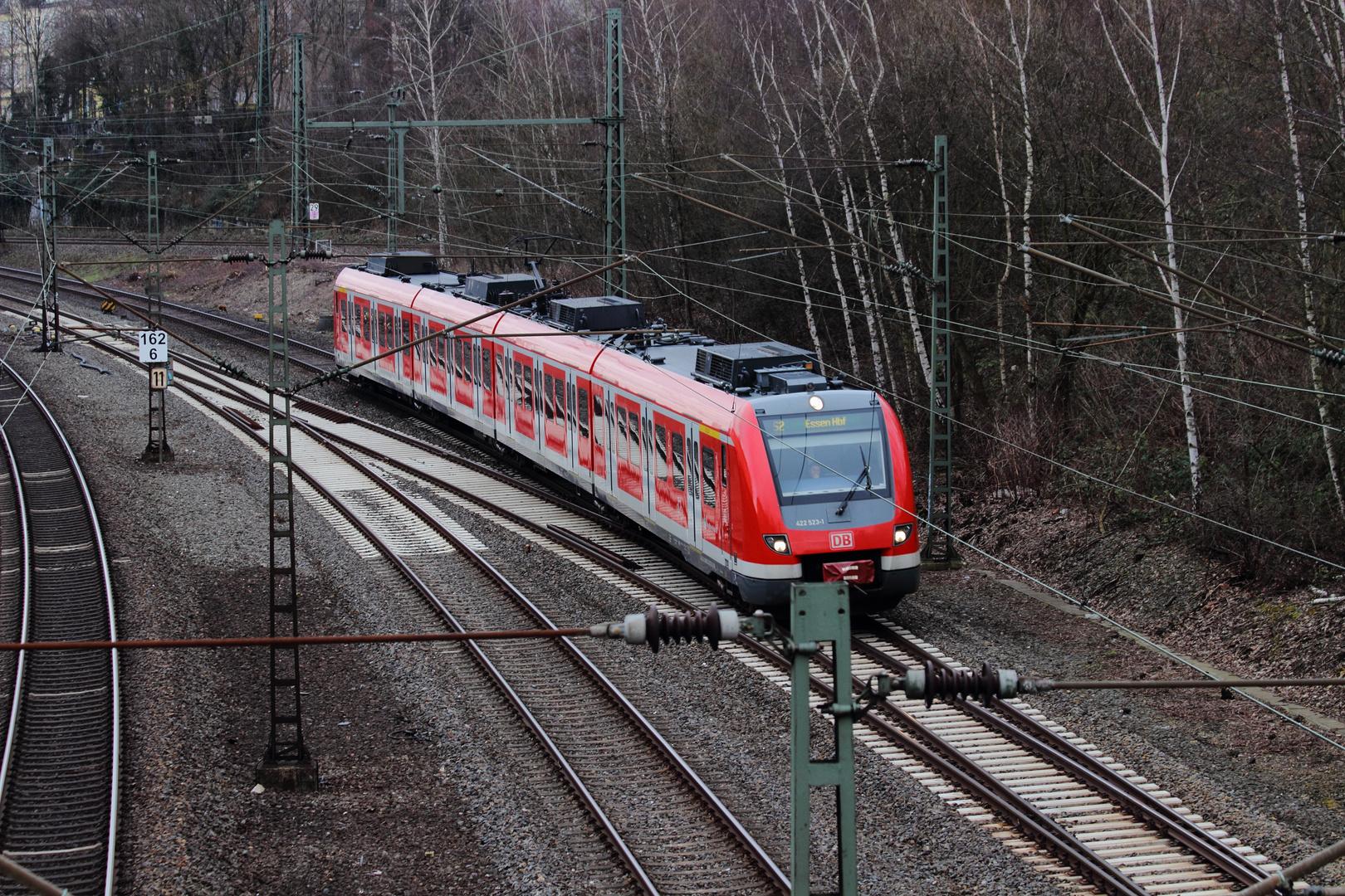Durch das Ruhrgebiet