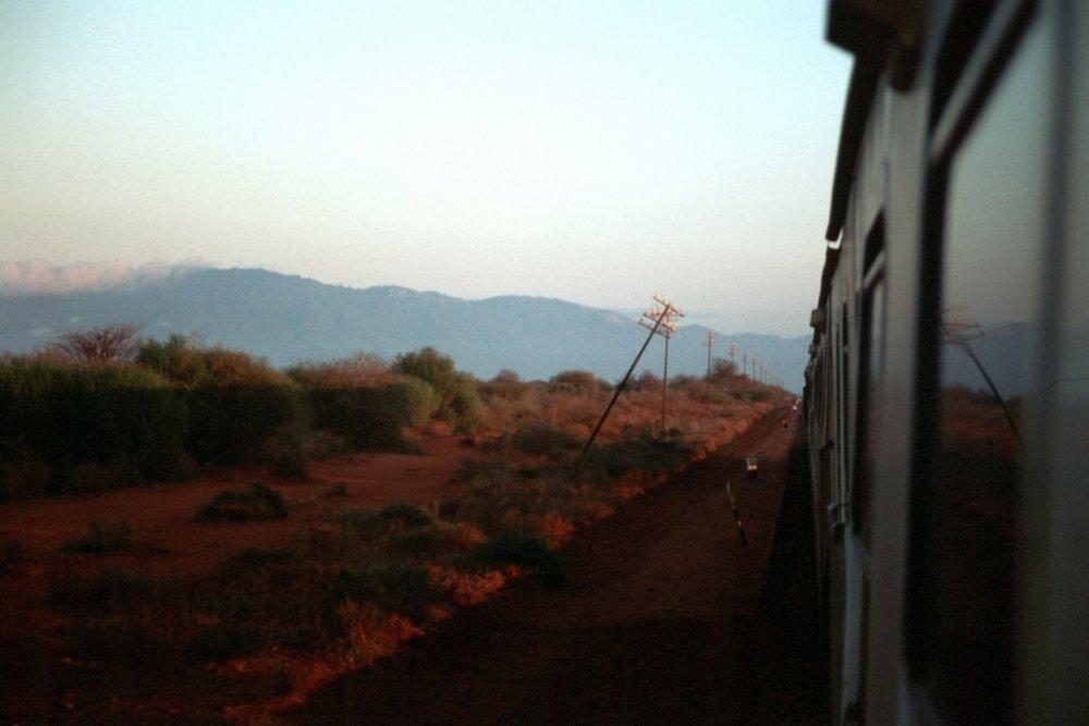 Durch den Tsavo NP