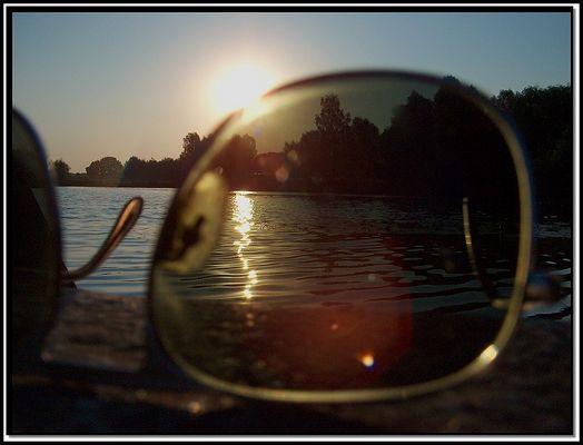 Durch die Brille gesehen