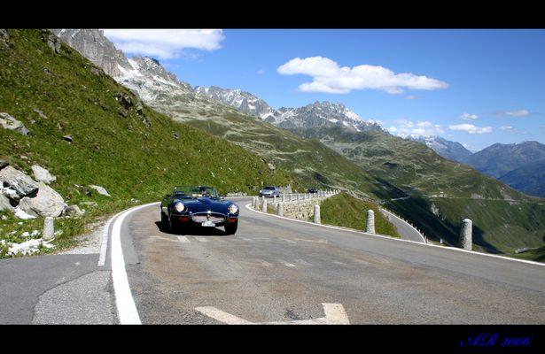 Durch die Schweiz...