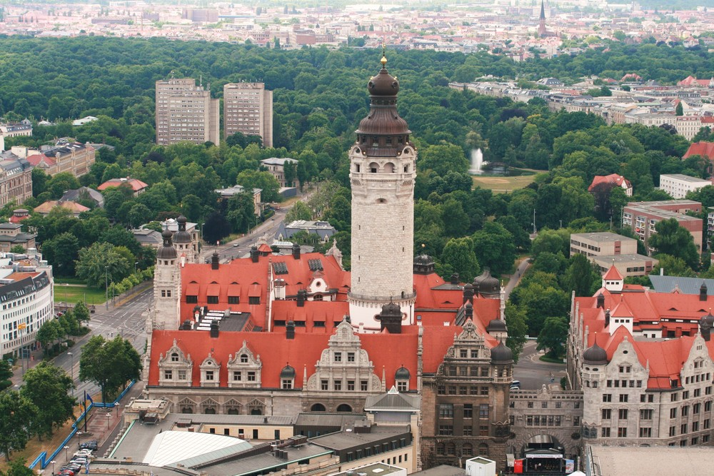 Durch Leipzig 8