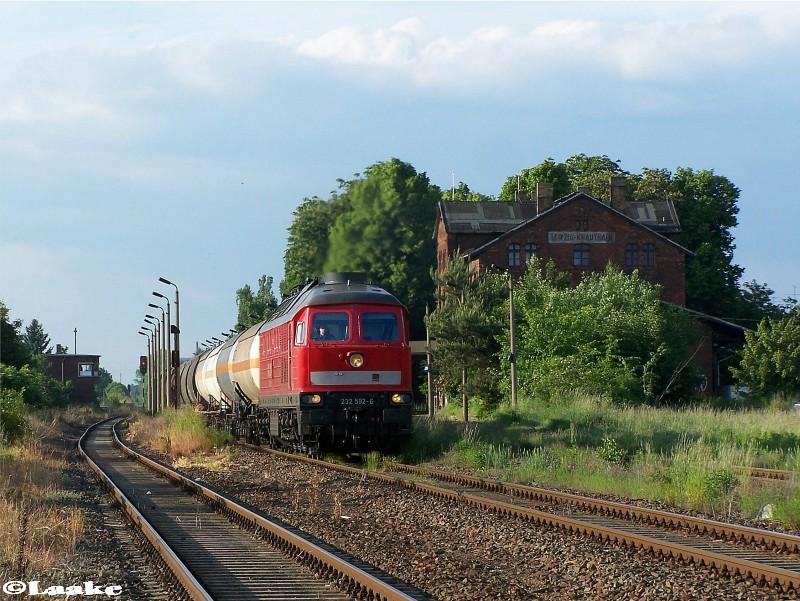 Durch Leipzig-Knauthain