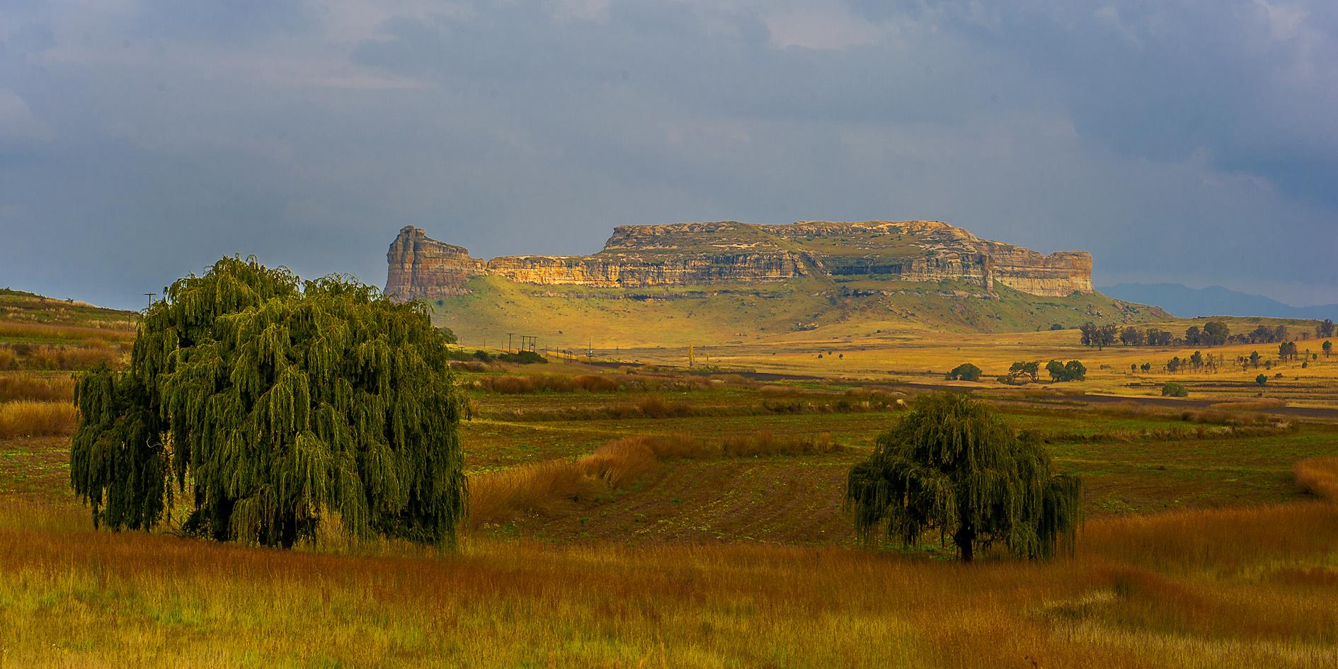 Durch Südafrika