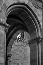 Durchblick im Bamberger Dom