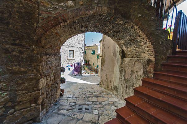 Durchgang – Toscana