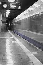 Durchreisende Bahn